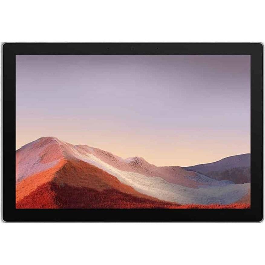 تصویر تبلت مایکروسافت مدل Surface Pro 7 - F
