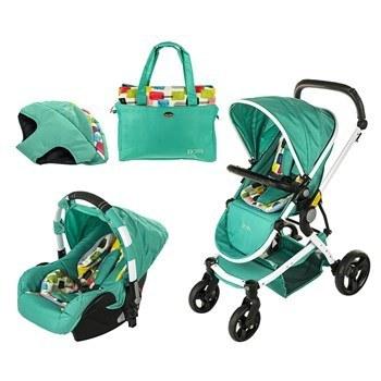 ست کالسکه دليجان مدل Roma1 | Delijan Roma1 Stroller Set