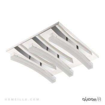 main images لوستر سقفی LED سه شعله 21 وات NSGWO17