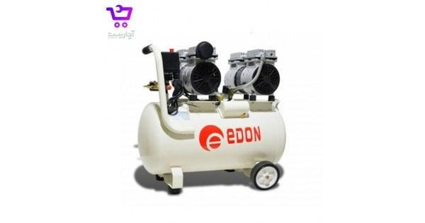 تصویر کمپرسور باد ادون سایلنت مدل EDON ED550-50L Edon Silent Air Compressor Model EDON ED550-50L