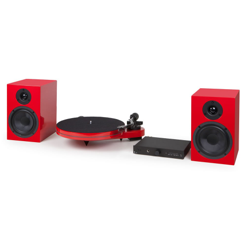 PRO-JECT-SuperSens Supe Pack RED ست استریو/گرامافون |