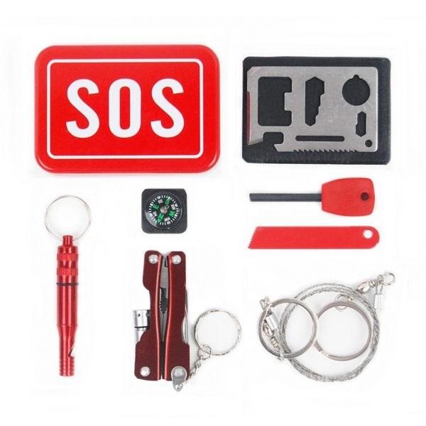 جعبه کمک های اولیه (SOS)