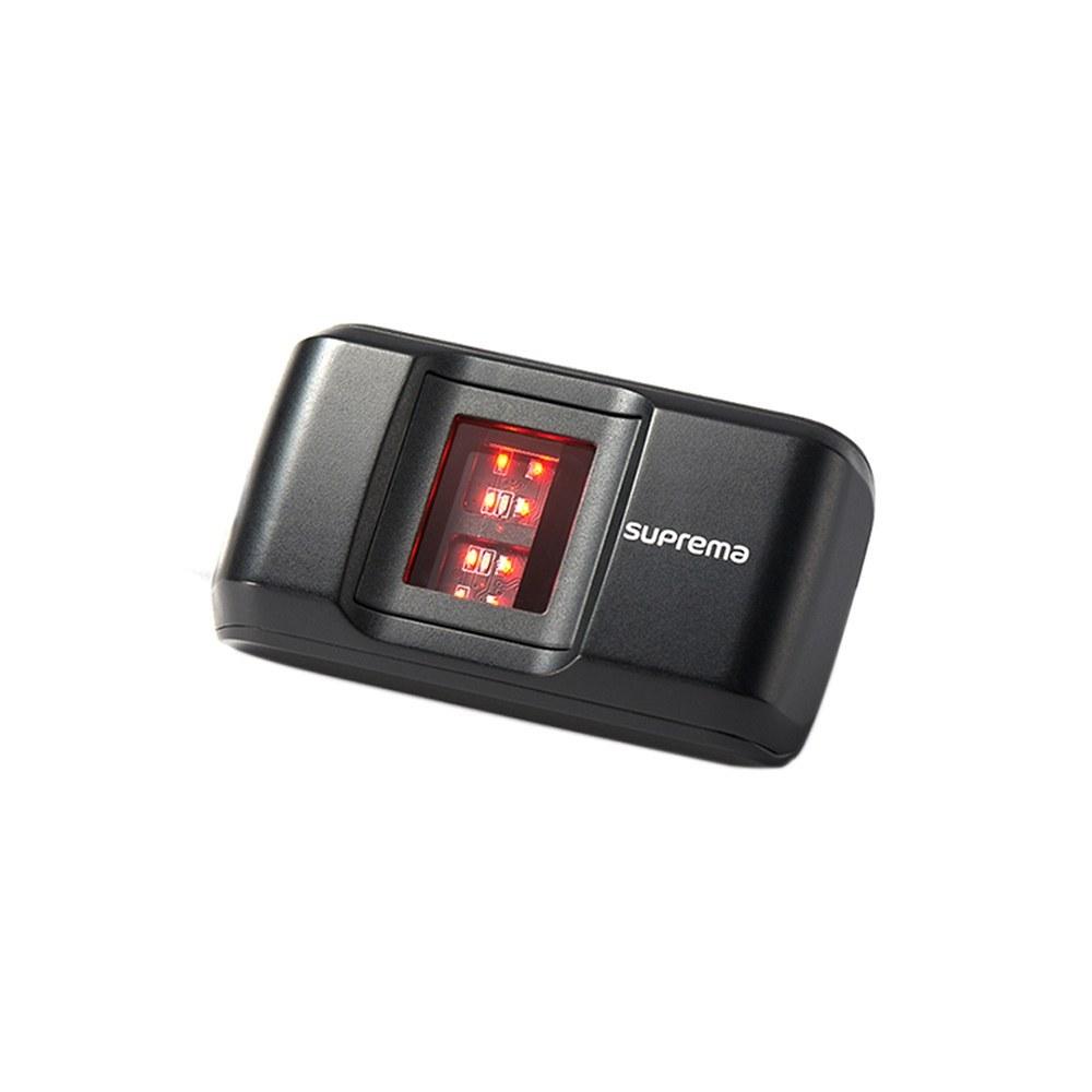 تصویر دستگاه اسکنر اثر انگشت مدل BioMini Slim 2 سوپریما BioMini Slim 2 Suprima fingerprint scanner