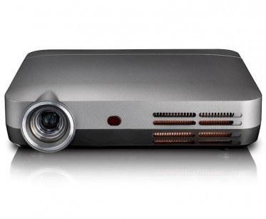 تصویر ویدئو پروژکتور اپتما Optoma ML330 (نام دیگر IntelliGO-S): روشنایی 500 لومنز، رزولوشن WXGA 1280x800