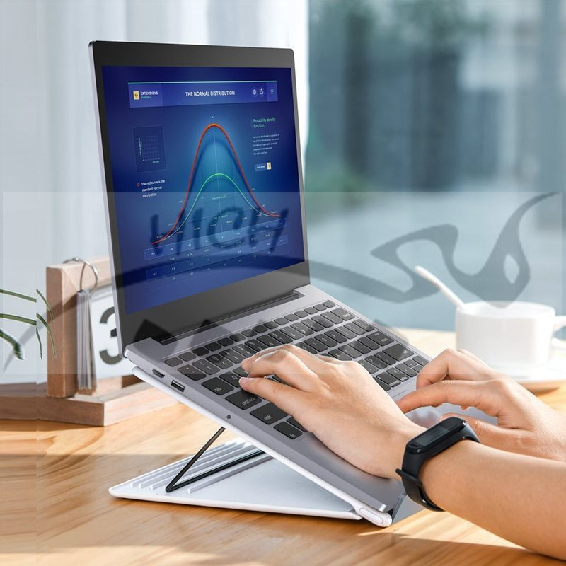 main images استند لپ تاپ بیسوس Baseus Let's Go Mesh Portable Laptop Stand SUDD-2G
