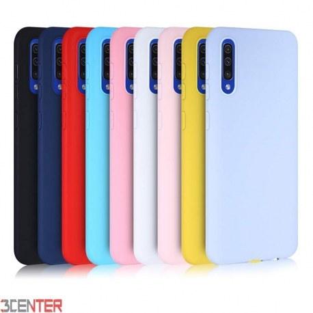 قاب سیلیکونی پایین بسته Samsung Galaxy A50 Silicone Case