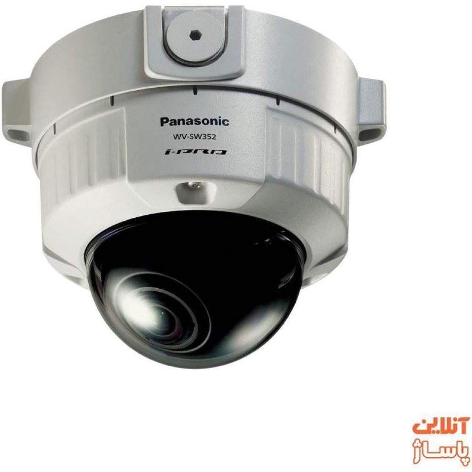 تصویر دوربین مداربسته تحت شبکه پاناسونیک مدل WV-SW352R