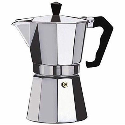 تصویر قهوه جوش دوکاپ-سه کاپ ساده