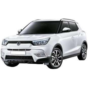 خودرو سانگ یانگ Tivoli اتوماتیک سال 2017   SsangYong Tivoli 2017 AT