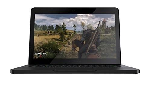 تصویر Razer Blade RZ09-01302E21-R3U1 Laptop Gaming صفحه نمایش لمسی 14 اینچی (Intel Core i7 4720HQ ، 2.60GHz ، 256 GB SSD ، NVIDIA GeForce GTX 970M کارت گرافیک ، ویندوز 10)