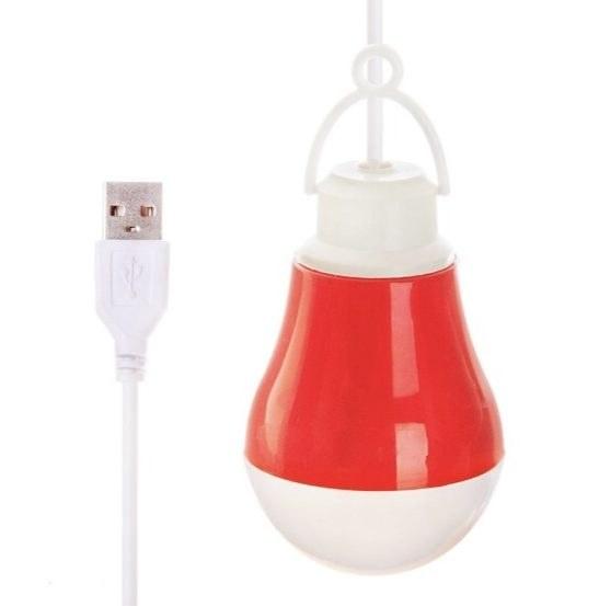 لامپ USB