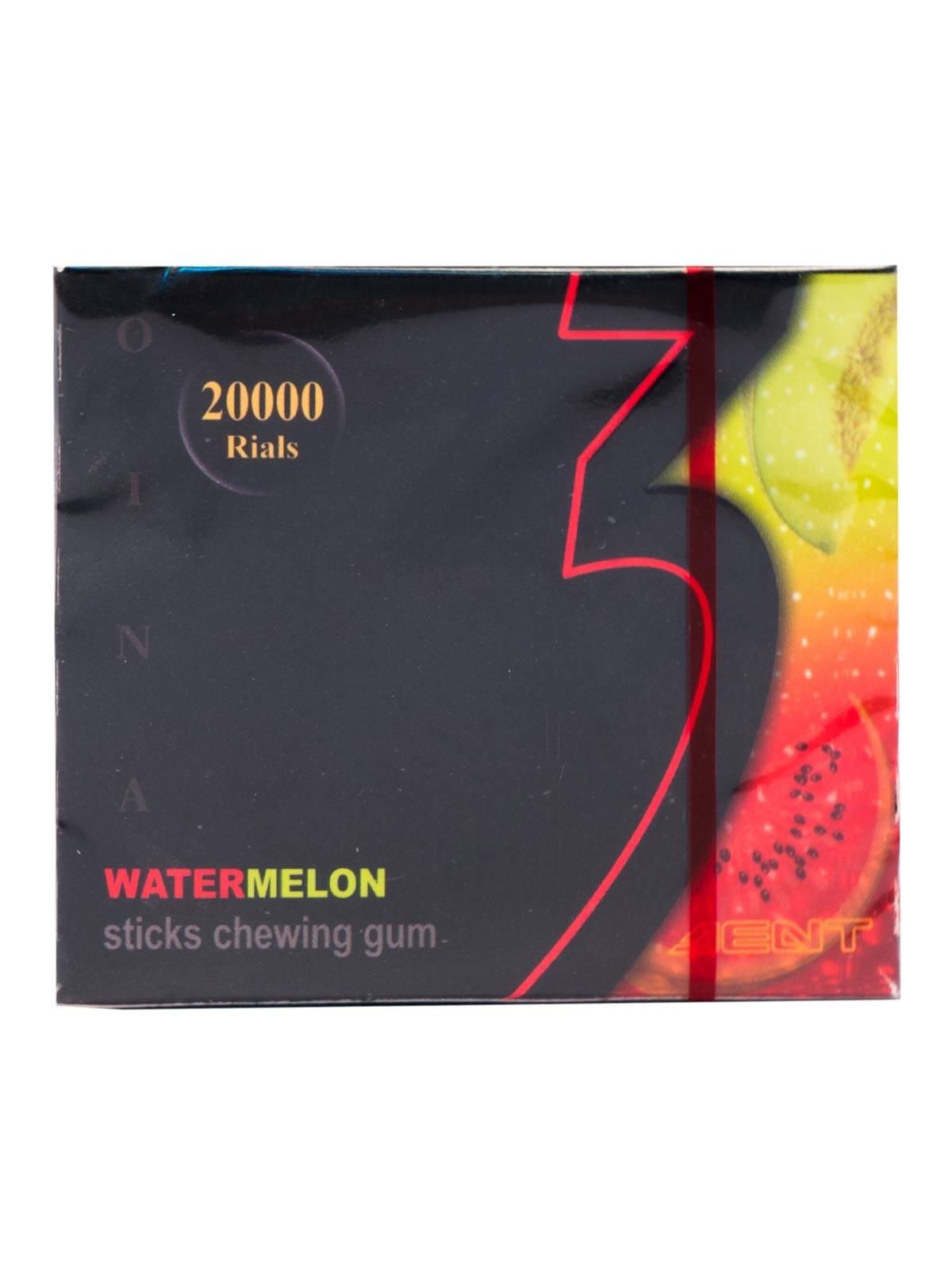 آدامس استیک اینا تری دنت با طعم طالبی و هندوانه 15 عددی | Trident Watermelon Sticks Chewing Gum