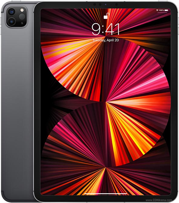 تصویر تبلت اپل آیپد پرو 11 اینچ 2021 وای فای با ظرفیت 256 گیگابایت