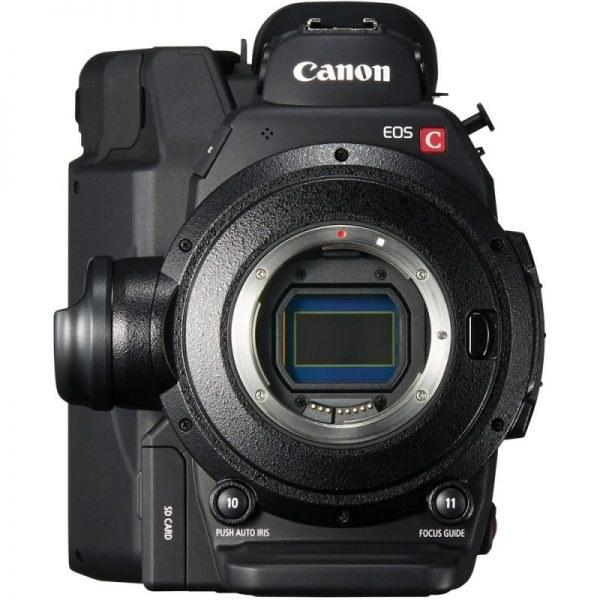 دوربین فیلمبرداری کانن مدل Canon C300 Mark II Body  