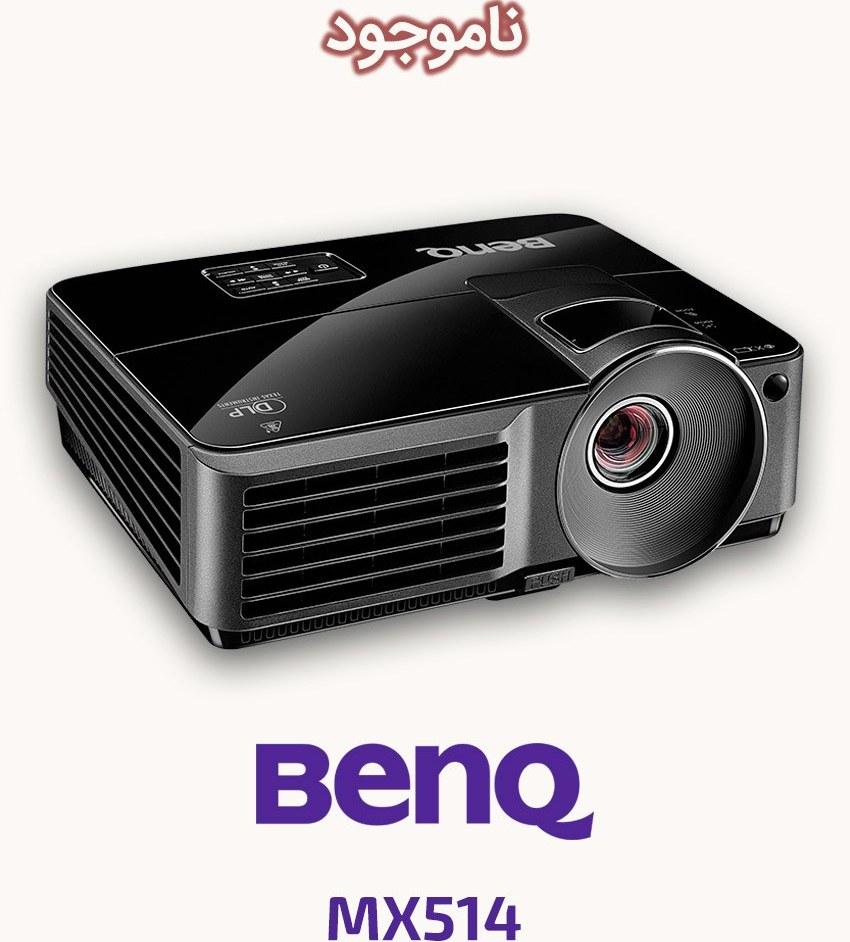 تصویر ویدئو پروژکتور بنکیو مدل MX514