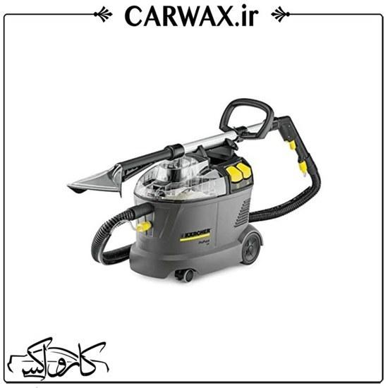 تصویر دستگاه فرش شوی و مبل شوی صنعتی کارچر Karcher Pro Puzzi 400