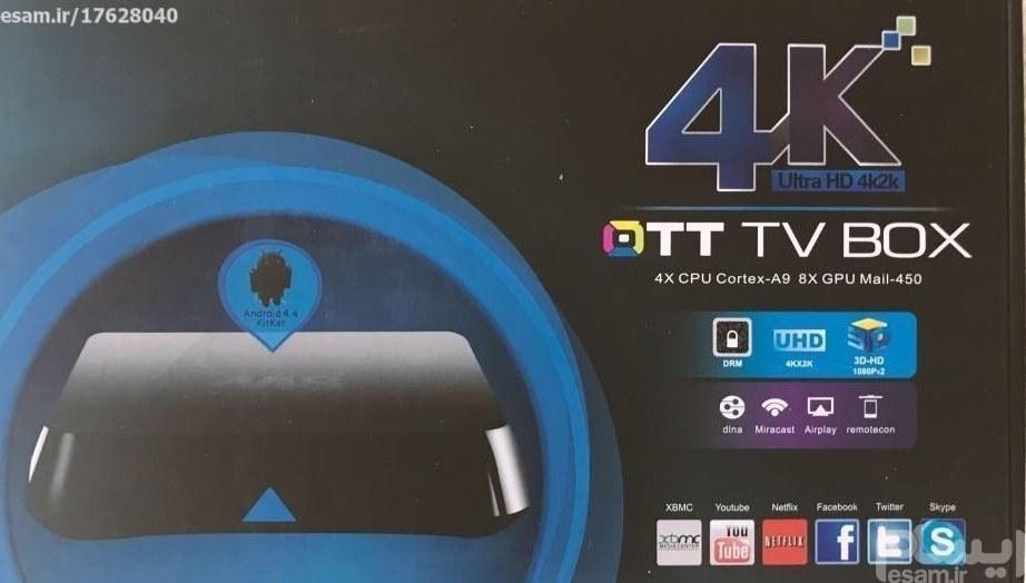 اندروید باکس OTT TV BOX