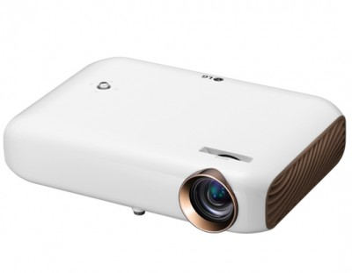 تصویر ویدئو پروژکتور ال جی LG PW1500 : قابل حمل، بی سیم، رزولوشن 1280x800  WXGA