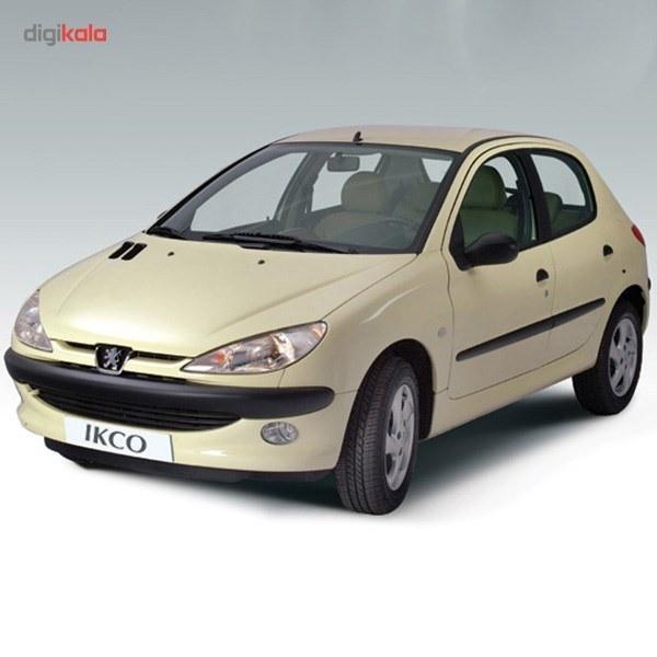 عکس خودرو پژو 206 تیپ 6 اتوماتیک سال 1395 Peugeot 206 Trim 6 1395 AT خودرو-پژو-206-تیپ-6-اتوماتیک-سال-1395 13
