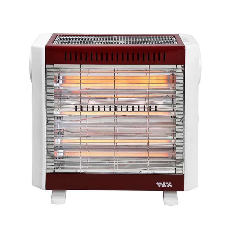 تصویر بخاری برقی فن دار برفاب مدل QH-2200 Barab Electric fan heater model QH-2200