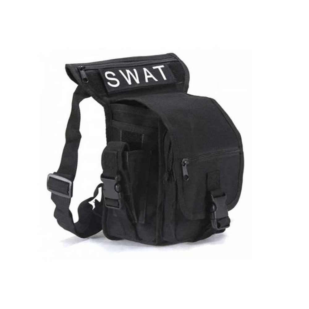 تصویر کیف کمری تاکتیکال مدل SWAT SWAT tactical waist bag