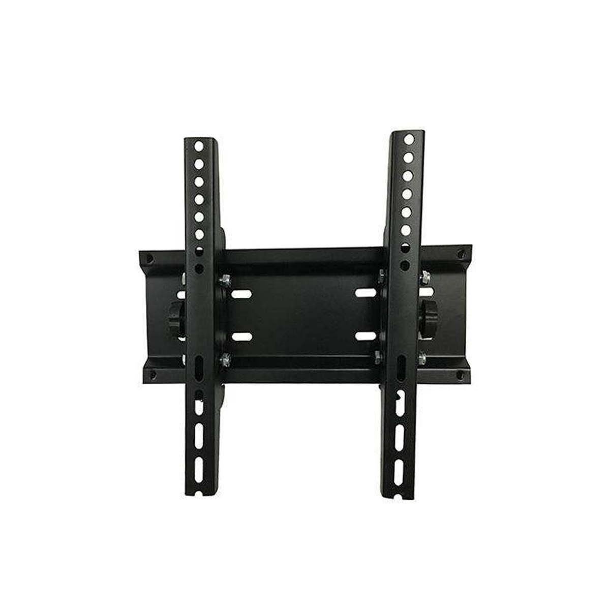 تصویر پایه دیواری آلفا مدل F1 مناسب برای تلوزیون 32 تا 43 اینچ