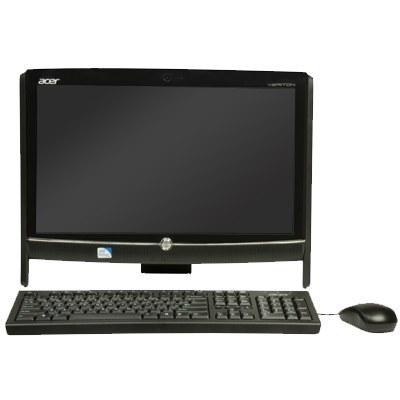 تصویر کامپیوتر آماده ایسر با پردازنده اتم و بدون صفحه نمایش لمسی Acer Veriton-Z291G-Atom-2GB-320GB-Intel