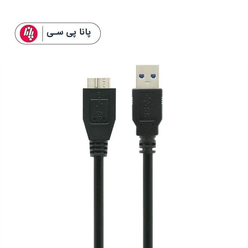 تصویر کابل هارد اکسترنال USB3 50CM