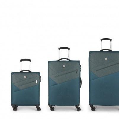 عکس ست سه تایی چمدان نرم Mailer  ست-سه-تایی-چمدان-نرم-mailer