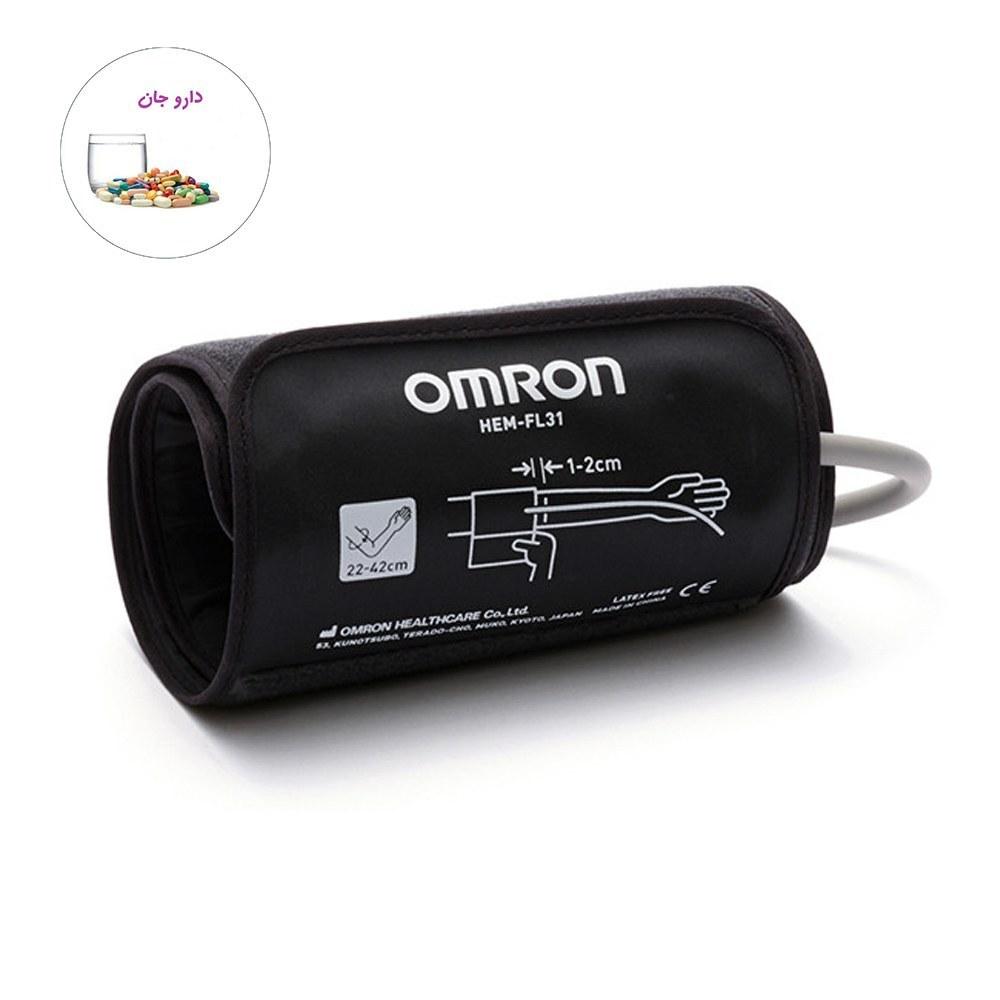 عکس کاف فنری فشارسنج امرن comfort cuff Omron for Blood Pressure monitor کاف-فنری-فشارسنج-امرن