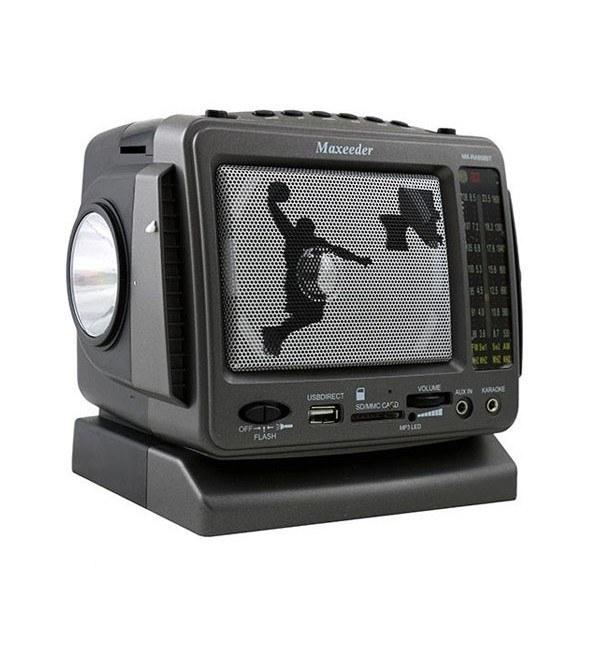 رادیو مکسیدر مدل Maxeeder MX-RA858BT |