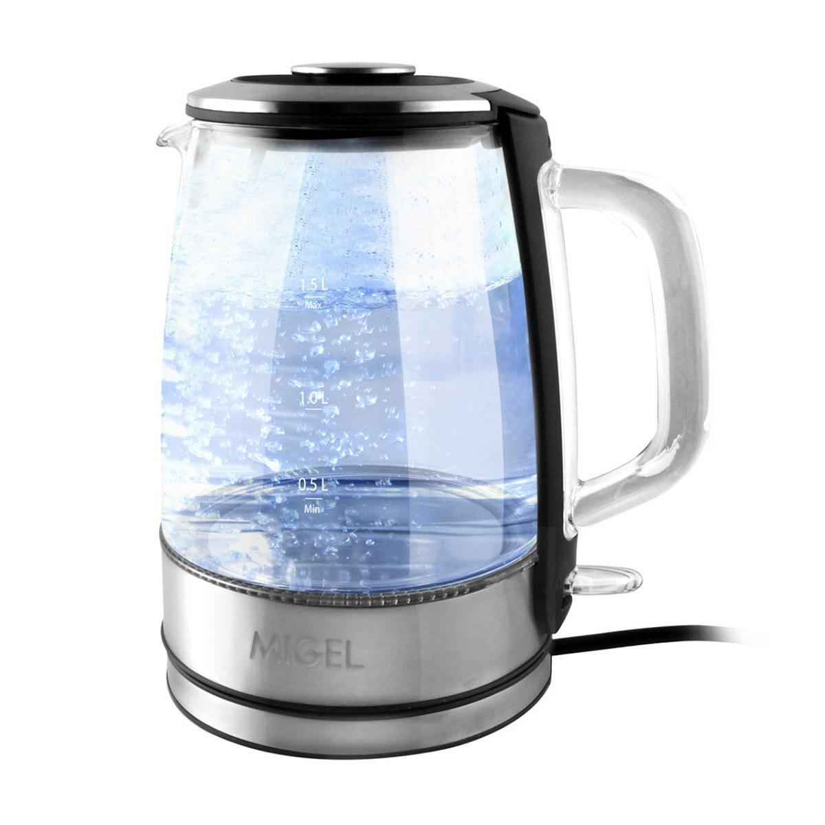 تصویر کتری برقی میگل مدل GEK 220 rotel electeric kettle model GEK 220