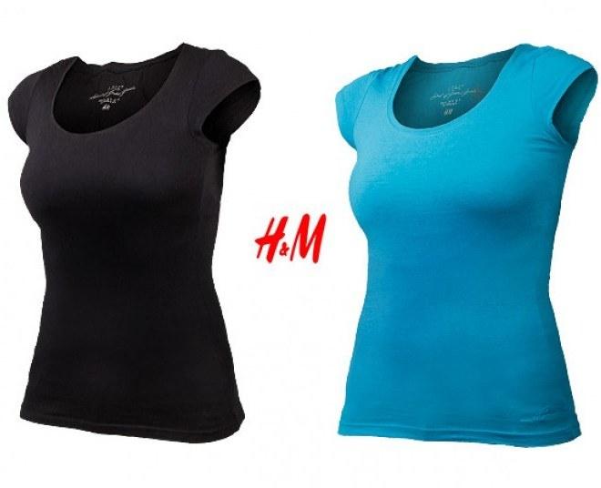 تیشرت خنک زنانه H M