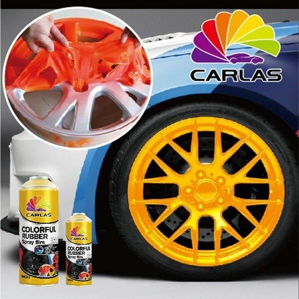 main images اسپری رنگ پلاستیک (کربن مات) مارک کارلاس CARLAS