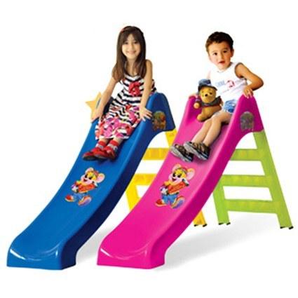 سرسره کودک مدل ۳ پله |