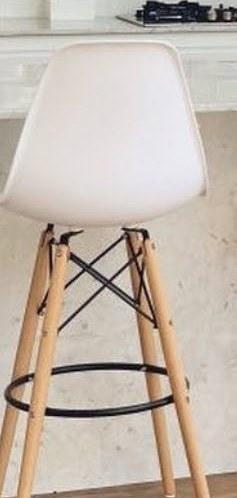 صندلی داووس اپن پایه چوبی ko-880