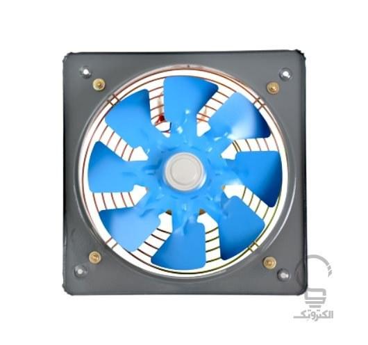 تصویر هواکش فلزی خانگی با پروانه 30 سانت دمنده