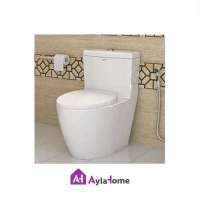 تصویر توالت فرنگی چینی کرد مدل آنتوریوم درجه یک