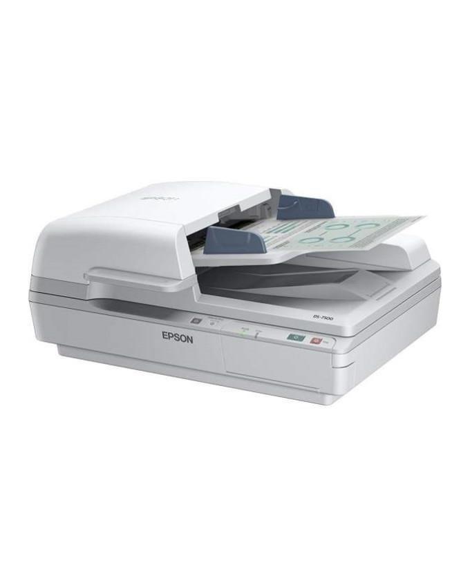 تصویر اسکنر اپسون مدل دی اس ۶۵۰۰ Epson DS6500 Photo Scanner