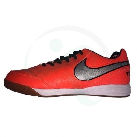 کفش فوتسال طرح نایک تمپو قرمز Nike Timpo