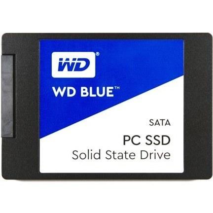 تصویر اس اس دی سری آبی 1 ترابایت وسترن دیجیتال WDS100T1B0A Western Digital BLUE WDS100T1B0A 1TB SSD Drive