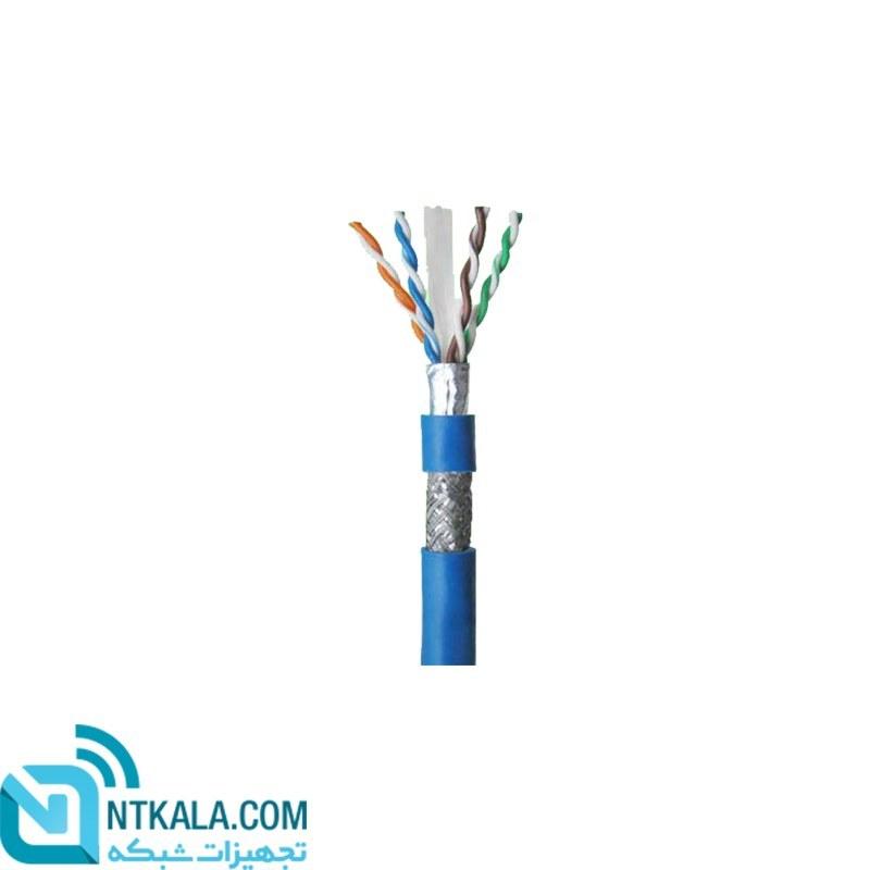 کابل CAT6 SFTP لگراند مدل CCA