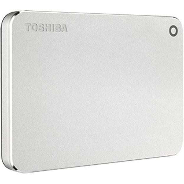 تصویر هارد اکسترنال توشیبا مدل Canvio Premium for Mac USB3.0 1TB
