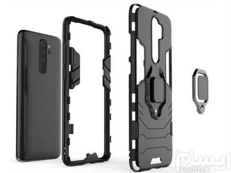 تصویر قاب ضد ضربه گوشی شیائومی Xiaomi Redmi Note 8t طرح بتمن Batman Defender Cover Case for Xiaomi Redmi Note 8t