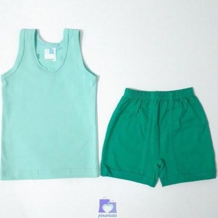 عکس ست زیرپوش و شورت نخی پسرانه سبز کم رنگ  ست-زیرپوش-و-شورت-نخی-پسرانه-سبز-کم-رنگ