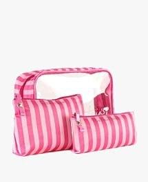 کیف آرایشی بسته سه تایی Victoria's Secret مدل 9804 |