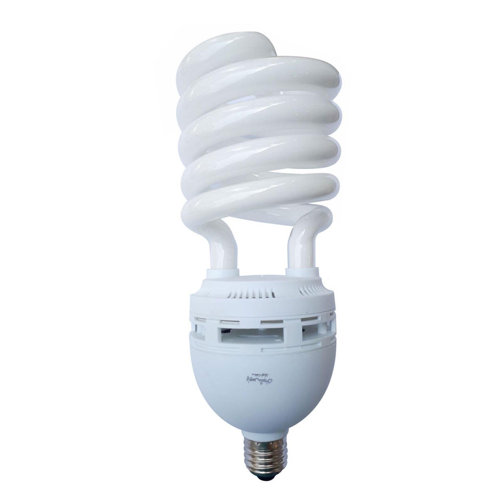 تصویر لامپ کم مصرف 50 وات پارس شوان