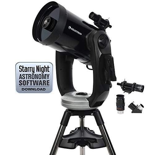 تلسکوپ Celestron CPC 1100 StarBright XLT GPS Schmidt-Cassegrain 2800mm با سه پایه و لوله