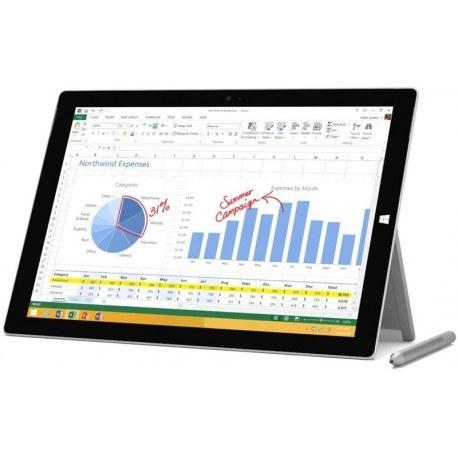 تصویر تبلت مایکروسافت سرفیس پرو 3 64 گیگابایت ا Microsoft Surface Pro 3 64GB Microsoft Surface Pro 3 64GB