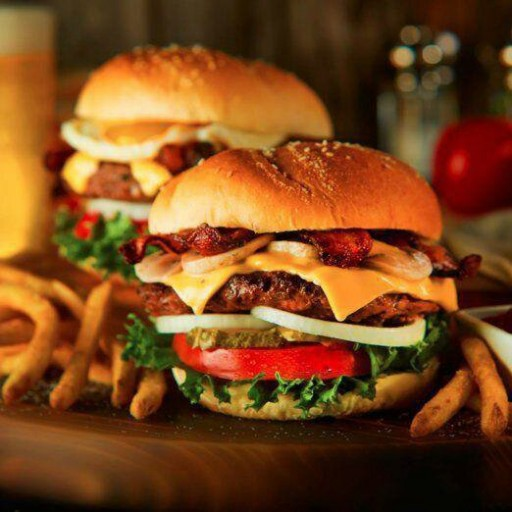همبرگر اعلا 🍔🍔 |